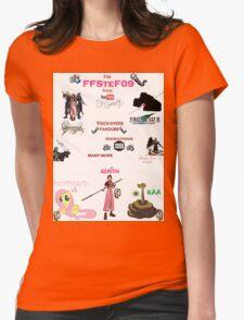 FFSteF09 T-Shirt Womens Fitted T-Shirt