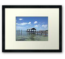 Florida. Framed Print