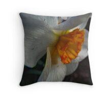 Spring Jonquil Throw Pillow