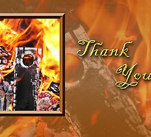 Thank You Fire by jkartlife