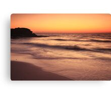 Spirit of the Maya Seascape Canvas Print