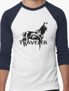 Traveler Men's Baseball ¾ T-Shirt