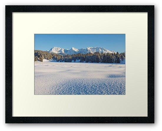Winter Wonderland by Michael Breitung