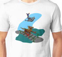 Triple Trick no-BG Unisex T-Shirt