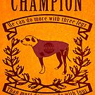Champion by ThePencilClub