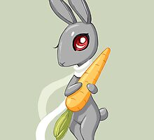 Bunny Carrot 3 by freeminds
