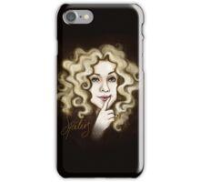 Spoilers iPhone Case/Skin