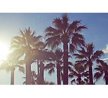 pure light Photographic Print