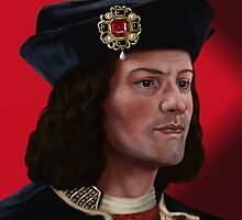 Richard III by marksatchwillart