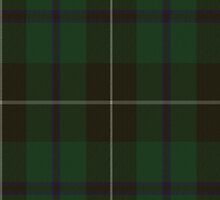00050 Douglas Clan Tartan Fabric Print Iphone Case by Detnecs2013