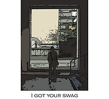 I got your swag Photographic Print