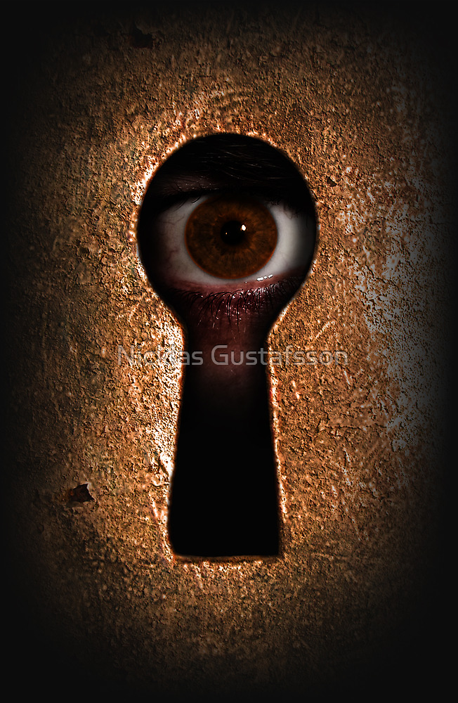 Who is watching you by Nicklas Gustafsson