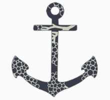 Patterned Anchor Kids Clothes