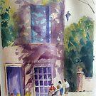 Afternoon Shadows by Estelle O'Brien