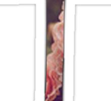 Floral Anchor 3 Sticker