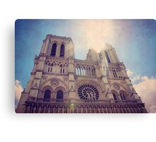 paris III Canvas Print