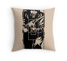 Figure 11 Military Gun Range Target Throw Pillow