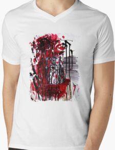 Dalek Exterminism Mens V-Neck T-Shirt