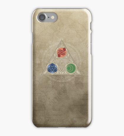 """Grace of the Goddesses"" iPhone Case/Skin"