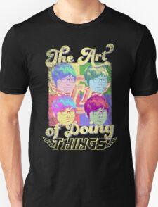 The art of doing things (SKT T1 Faker) T-Shirt