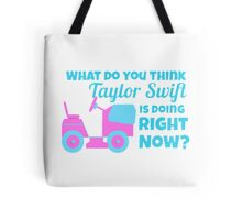 Deaf Taylor fan Tote Bag