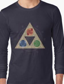 """""""Grace of the Goddesses"""" Long Sleeve T-Shirt"""