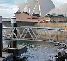 Opera House, Sydney by shan4art