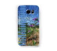a thorny point of view Samsung Galaxy Case/Skin