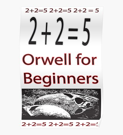 Orwell for Beginners  Poster