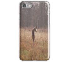 A horse of course iPhone Case/Skin