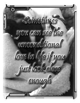 Unconditional Love by John Saldana
