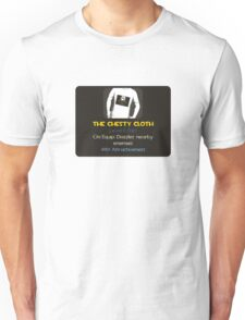 Item Unlocked - The Chesty Cloth Unisex T-Shirt