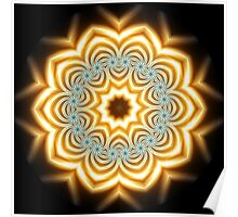 Light Vision Kaleidoscope 10 Poster
