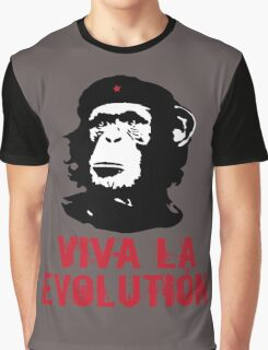 viva la evolution Graphic T-Shirt