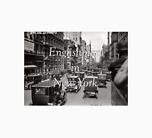 Englishman in New York Unisex T-Shirt