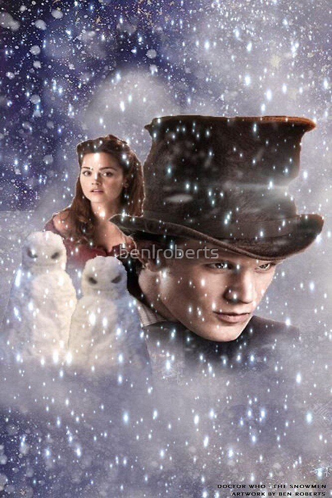 Doctor Who - The Snowmen by benlroberts