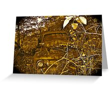 Rust and remember 4 Greeting Card