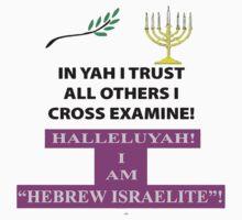 IN YAH I TRUST by AsaYah