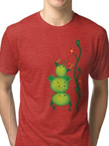 Cute greenies Tri-blend T-Shirt