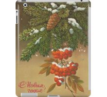 Reproduction of antique postcard iPad Case/Skin