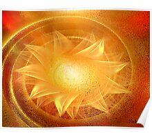 Awakening the Chakra's Poster