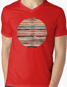 Blue Note Records round shirt Mens V-Neck T-Shirt