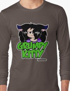 Grumpy Faith Long Sleeve T-Shirt