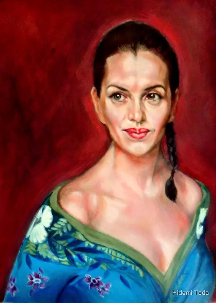 Tereza Salgeiro by Hidemi Tada