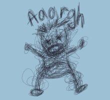 Aaaaargh! by radiosilenceD