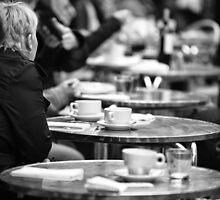 Parisian Cafe by Andrew & Mariya  Rovenko