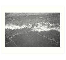 Beach Abstract III Art Print