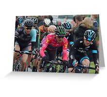 Peloton Greeting Card