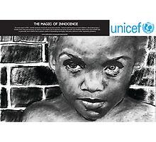 magic of innocence  Photographic Print