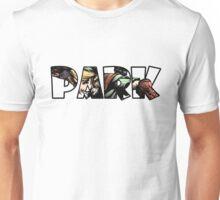 """Link"" in ""Park"" Unisex T-Shirt"
